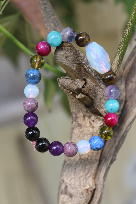 Crystal Bracelet For Nervousness - BrahmatellsStore