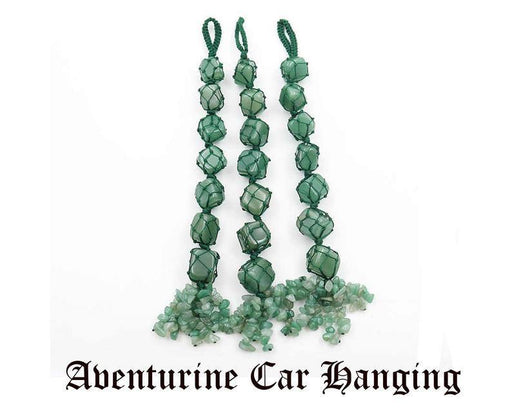 Tumble Gemstone Car or Wall Hanging - BrahmatellsStore