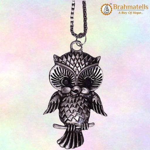 Vastu Feng Shui Brass Owl Symbol of Wisdom and Protection - BrahmatellsStore