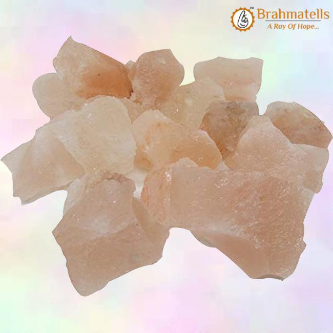 Himalayan Salt for Vastu, Mahavastu, FengShui and Positive Energy (Multicolour) - BrahmatellsStore