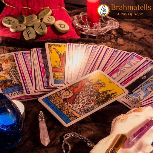 Tarot Card Course - BrahmatellsStore