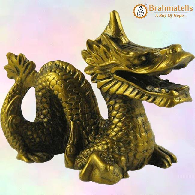 Feng Shui Dragon For Wealth Power & Protection For Good Luck & Brings Prosperity Success