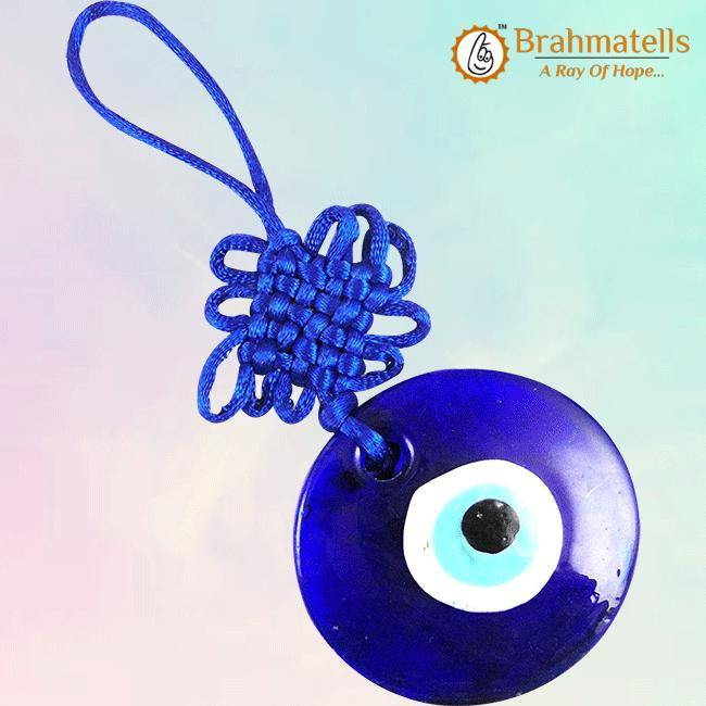 Evil Eye Hanging for Home car Office Door - BrahmatellsStore