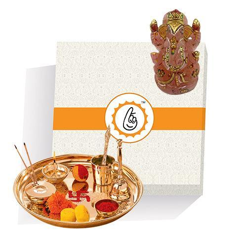 Pooja Box For Ganesh Chaturthi
