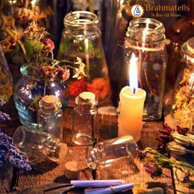 Riches Pledge: A Money Spell with a Green Candle - BrahmatellsStore