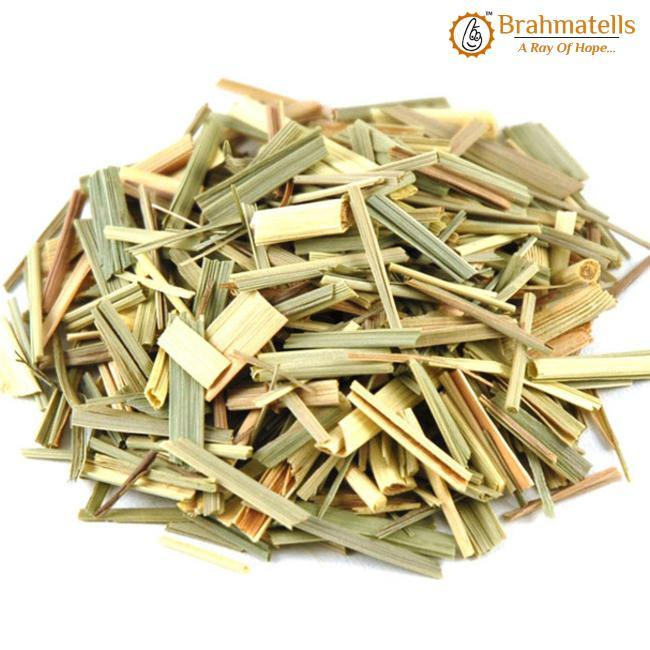 Dried Lemongrass for spell