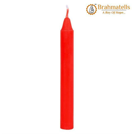 Red Love Spell Candle Pack of 10 - BrahmatellsStore