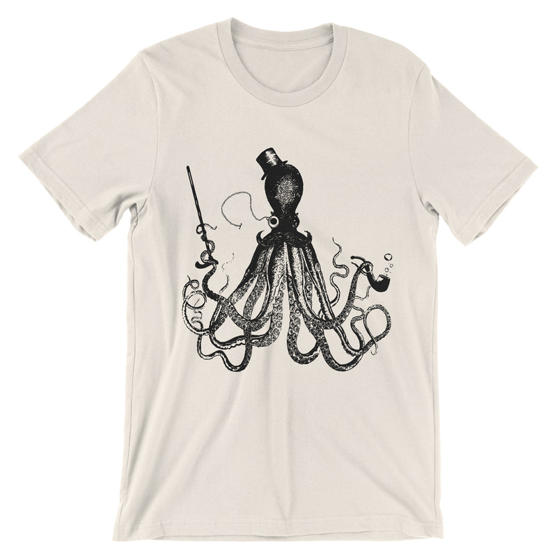 Rich Octopus t-shirt