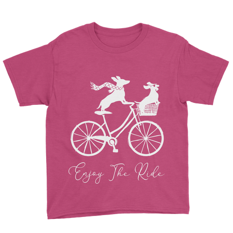 Enjoy The Ride Youth Tee