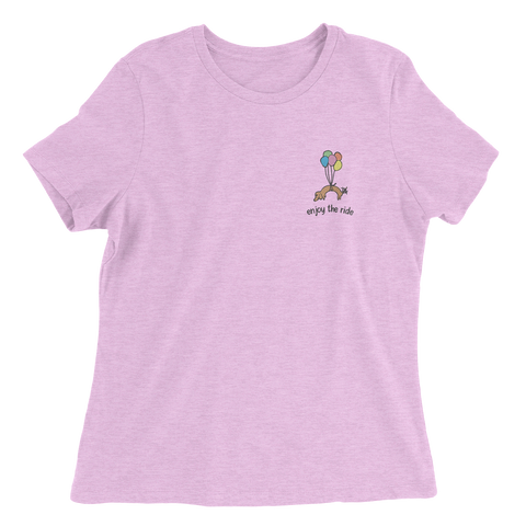 99 Doxies Float By Ladies Tee