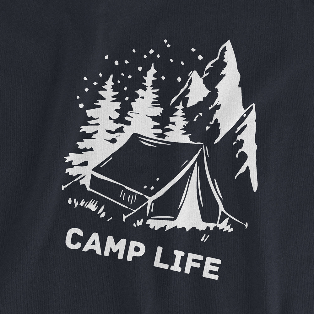 Camp Life Ladies Soft Racerback Tank Top