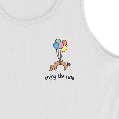 99 Doxies Float By Unisex Tank Top