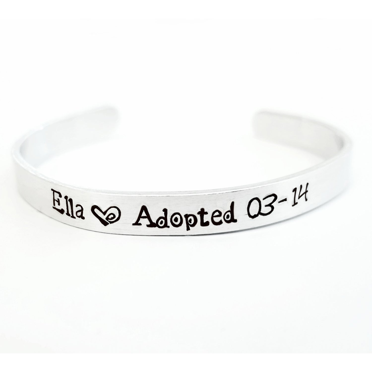 Personalized Dachshund Bar Bangle