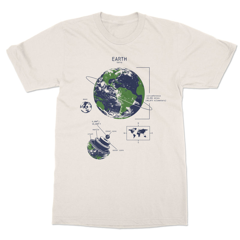 Earth - Organic t-shirt