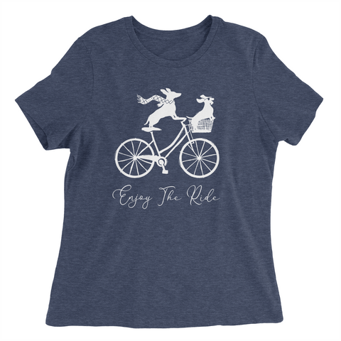 Enjoy The Ride Ladies Tee