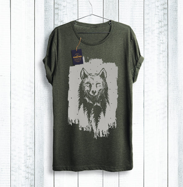 The Northern Wolf t-shirt