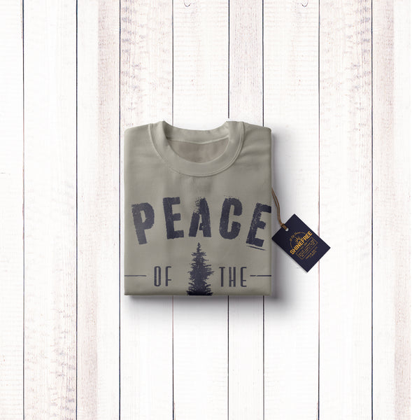 Peace of the Wild t-shirt