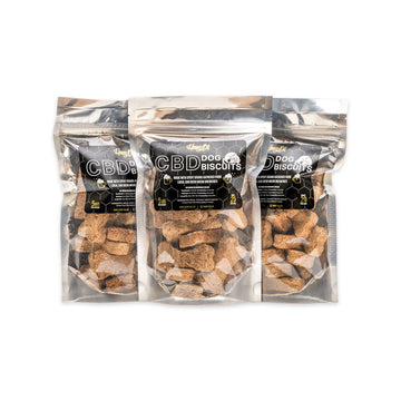 CBD Infused Dog Treats (5mg each)