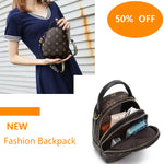 (The best selling backpack+)-Fashion Leather Backpack-60%OFF ONLY FOR TODAY!