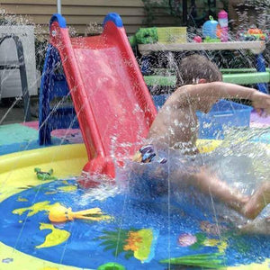 (Buy 2 FREE SHIPPING!!)PlayMate™ Splash Sprinkler Mat