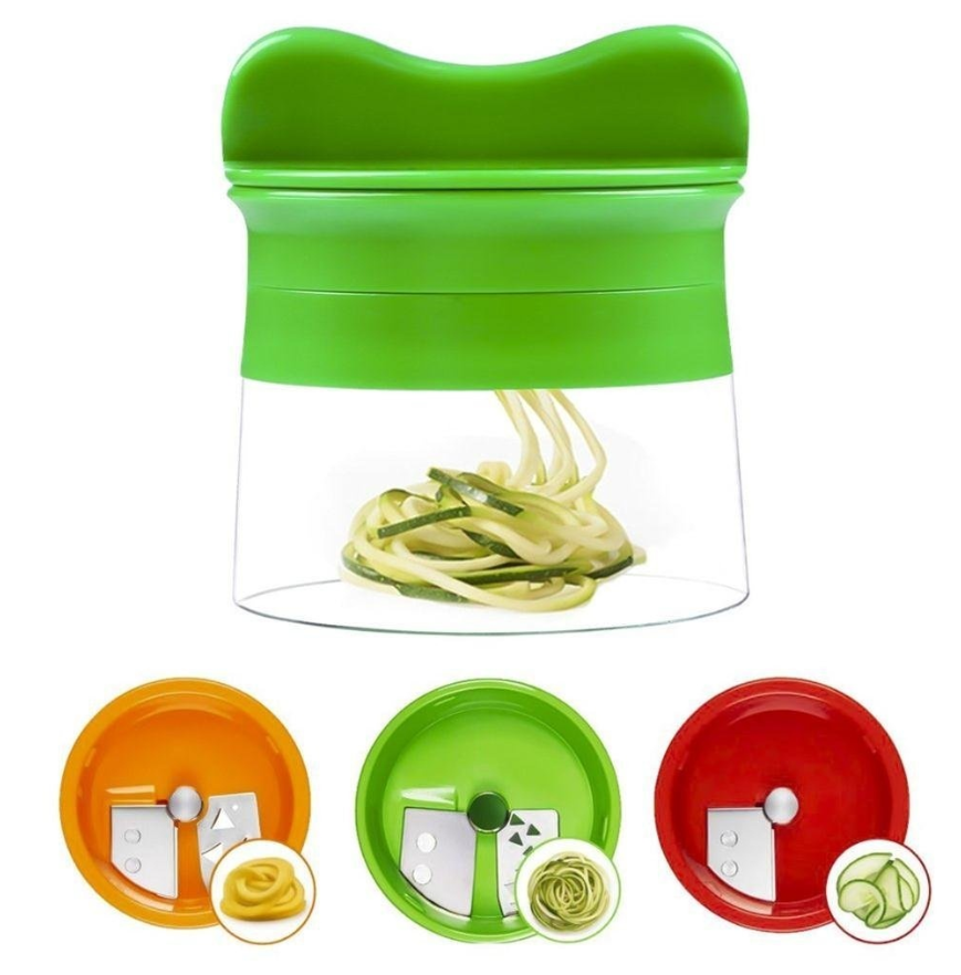 50%OFF!!!----Handheld Vegetable Spiralizer