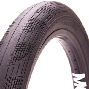 Merritt Begin Phantom Tyre BMX Tyres Merritt Black 2.5""