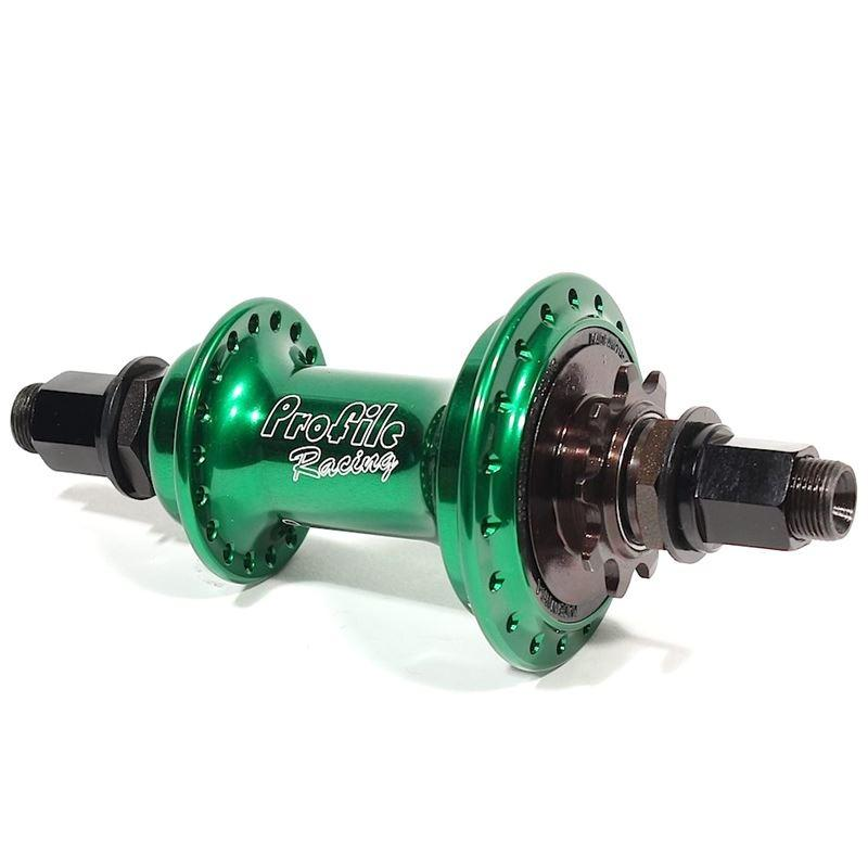 Profile Elite Rear Male Cassette Hub BMX Rear Hubs Profile