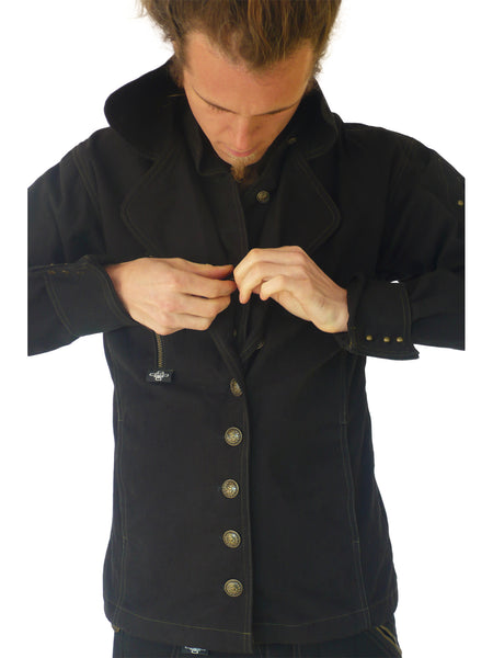 Mens Hijack Jacket - Priate Jacket