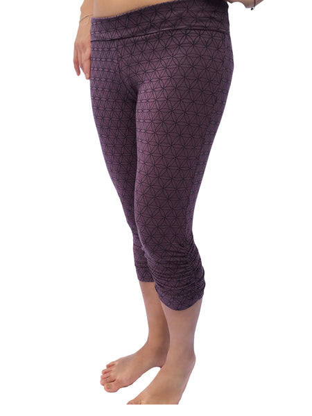 Womens Flower of Life Leggings