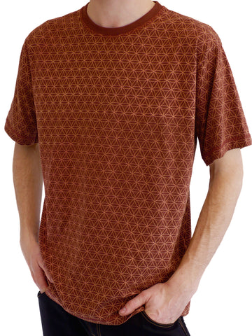 Mens T-shirt Flower of Life