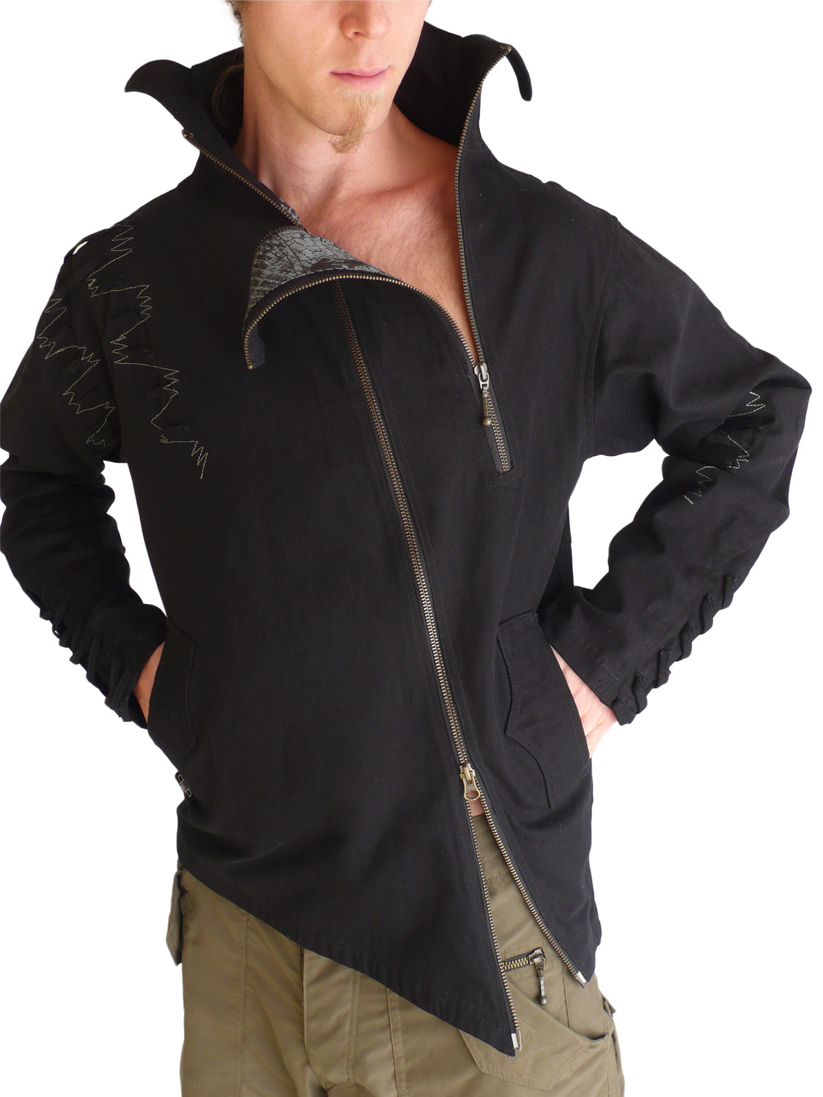 Mens Urban Streetwear Jacket