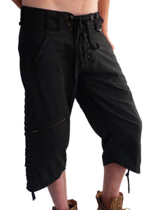 Mens Wild West Shorts - Pashmina Wool