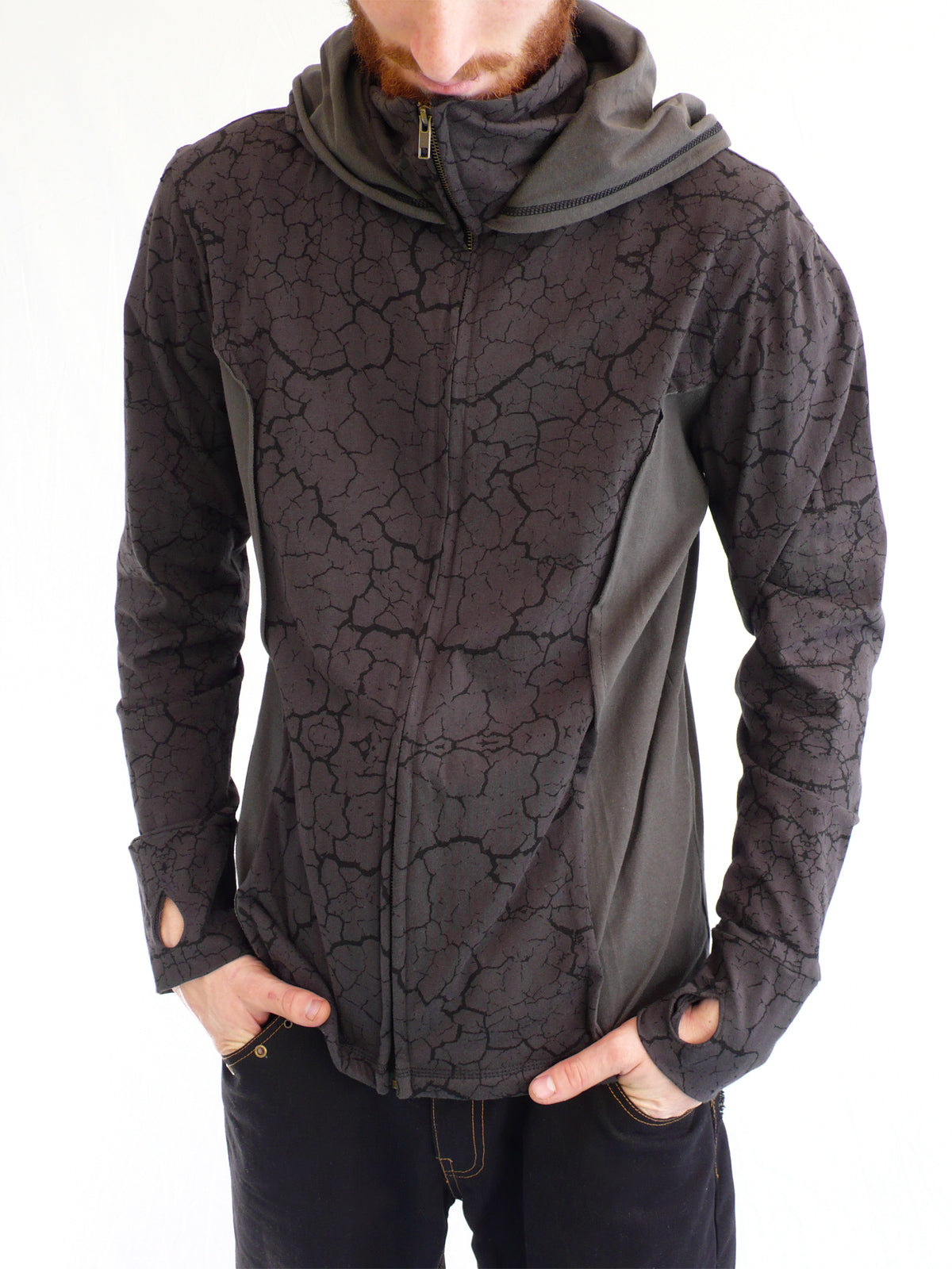 Mens Cotton Playa Hoodie