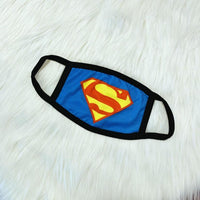 Superhero-Superman Facemask