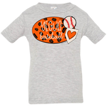Yegua Baseball Infant Jersey T-Shirt