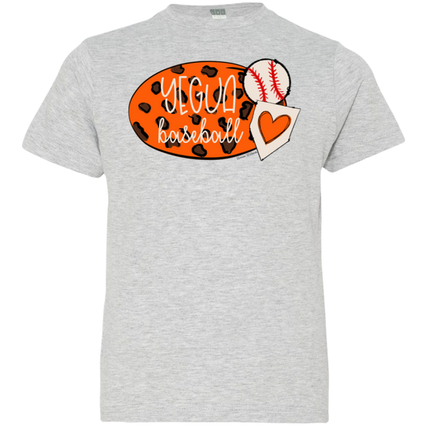Yegua Baseball Youth Jersey T-Shirt