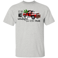 It's the Most Wonderful Time of the Year Gildan 5.3 oz. 100% Cotton T-Shirt