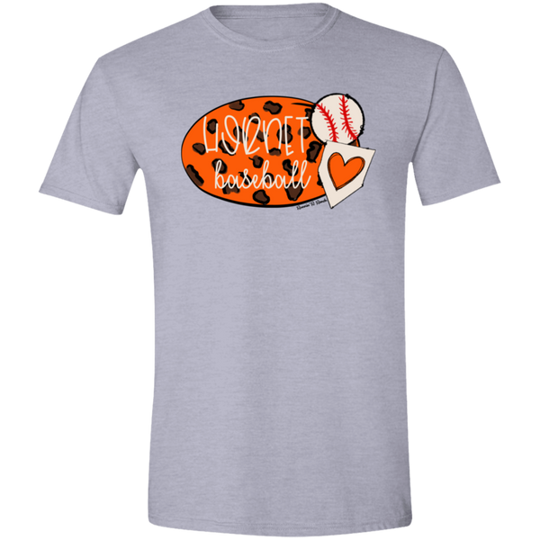 Hornet Baseball Softstyle T-Shirt