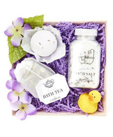 Essential Oil Bath Collection Gift Sets