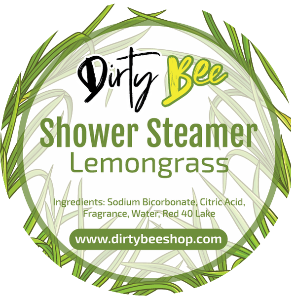 Lemongrass Shower Steamer