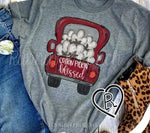 Cotton Pickin' Blessed Truck Tee