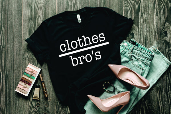 Clothes over Bros One Tree Hill Tee