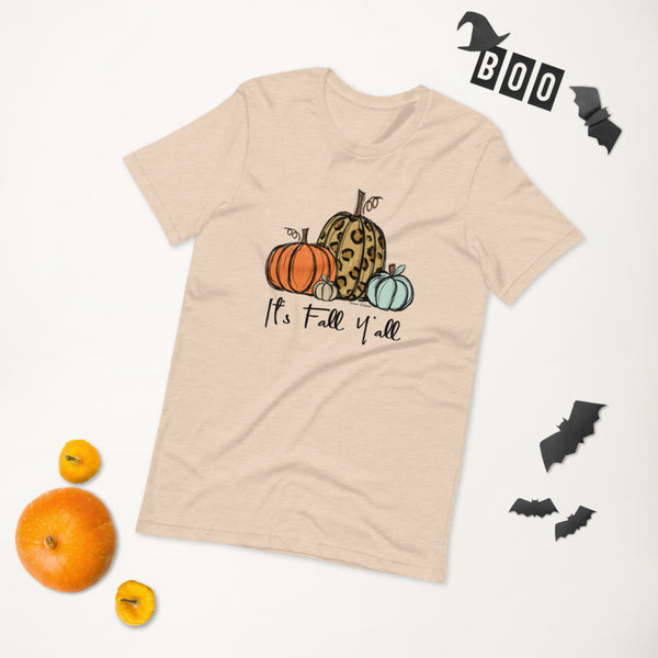 It's Fall Y'all Tee