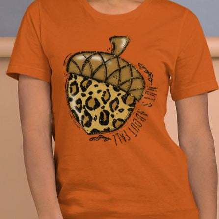 Nuts About Fall Tee