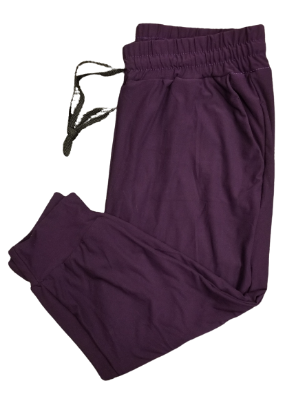 Purple Capri Jogger 2021