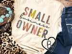 Small Business Owner Tee