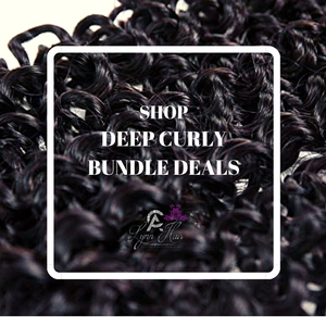 Deep Curly Bundle Deals