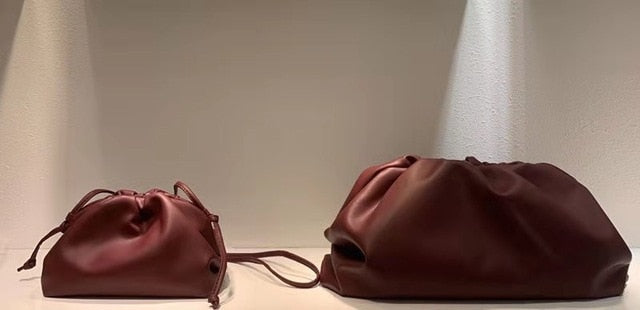 The Pouch - Calfskin Leather bag