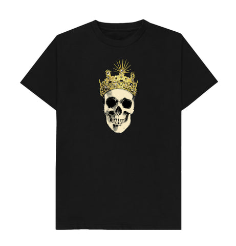 Skull Crown Unisex T-shirts