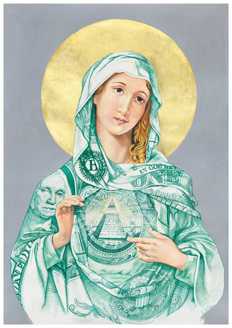 Money Mary Limited Edition Art Print